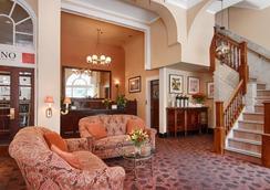 Andrews Hotel - Σαν Φρανσίσκο - Σαλόνι ξενοδοχείου