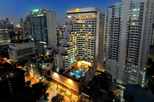 Rembrandt Hotel Suites And Towers - Bangkok - Building