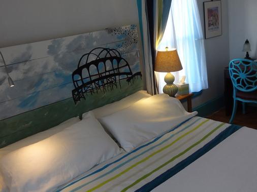 The One Cat B&b - Brattleboro - Bedroom