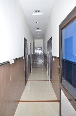 Hotel Vivek Plaza - Ambāla - Hallway