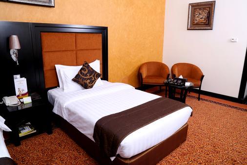 皇家豪華套房酒店 - 沙迦 - 沙迦 - 臥室
