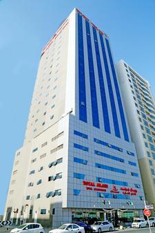 皇家豪華套房酒店 - 沙迦 - 沙迦 - 建築