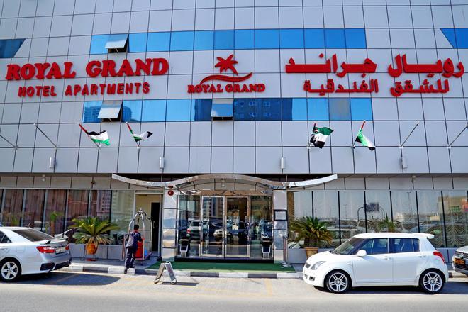 Royal Grand Suite Hotel - Sharjah - Κτίριο