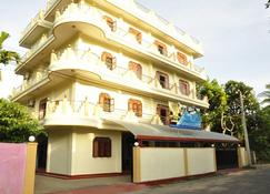 Hotel Blue Whale - Jaffna - Outdoor view
