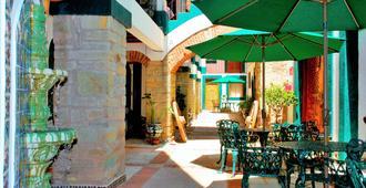 Hotel Mesón del Rosario - Guanajuato - Patio