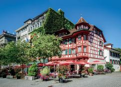 Hotel Rebstock Luzern - Lucerna - Edificio