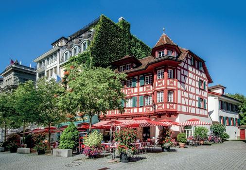 Hotel Rebstock Luzern - Λουκέρνη - Κτίριο