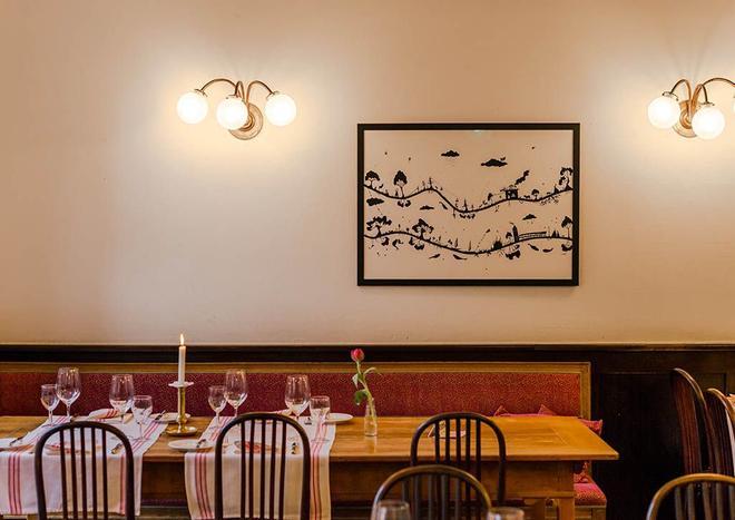 萊布斯托克盧塞恩州酒店 - 盧森 - 琉森 - 餐廳