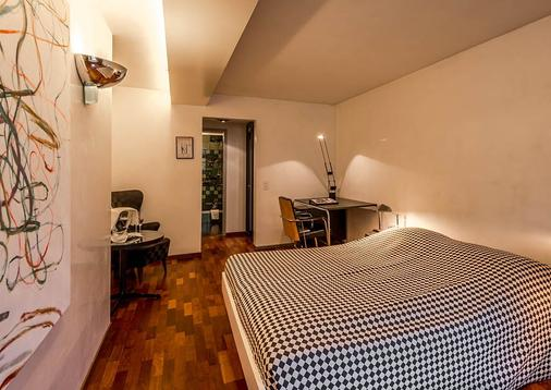 Hotel Rebstock Luzern - Lucerne - Bedroom