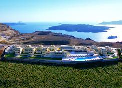 The Majestic Hotel - Fira - Edificio
