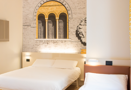 B&B Hotel Treviso - Treviso - Κρεβατοκάμαρα