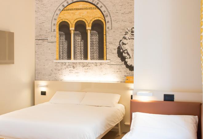 B&B Hotel Treviso - Treviso - Makuuhuone