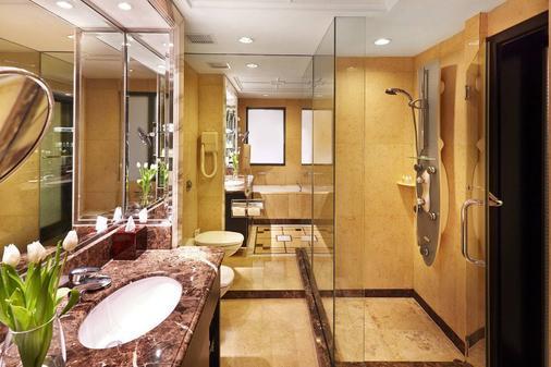 新加坡文華大酒店 - 新加坡 - 浴室