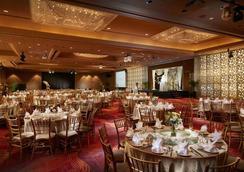 新加坡文華大酒店 - 新加坡 - 宴會廳