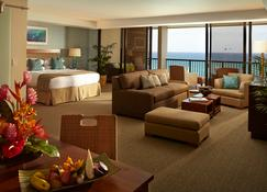 Turtle Bay Resort - Kahuku - Living room