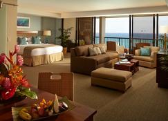 Turtle Bay Resort - Kahuku - Sala de estar