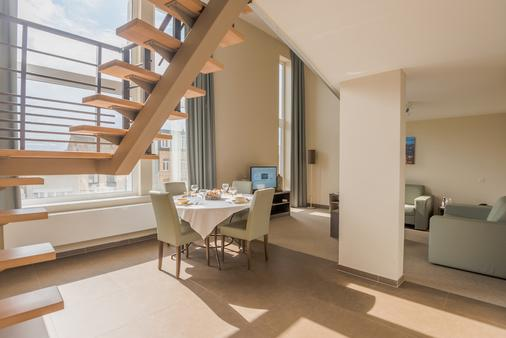 Arass Business Flats - Antwerp - Dining room