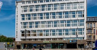 Arass Business Flats - Antuérpia - Edifício