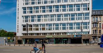 阿拉斯商務公寓式店 - 安特衛普 - 建築