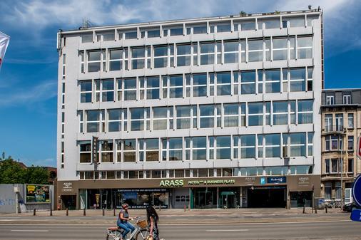 Arass Business Flats - Antwerpen - Rakennus