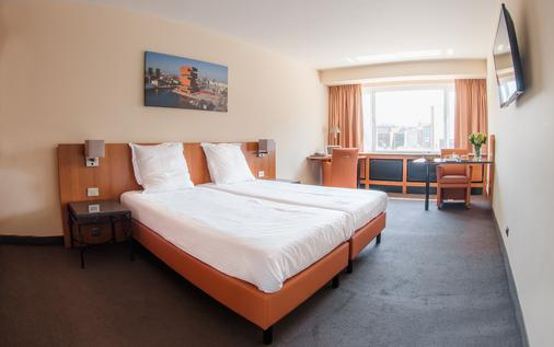 Arass Hotel Antwerp - Antwerp - Bedroom