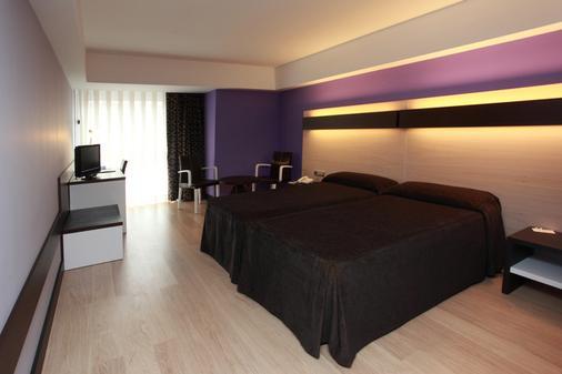 Hotel Ciudad de Logroño - Logroño - Bedroom