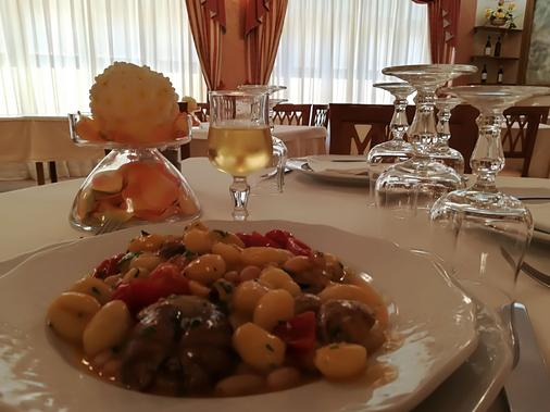 Hotel Euro - San Giovanni Rotondo - Thức ăn