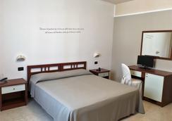 歐洲酒店 - 聖喬瓦尼洛唐多 - 聖喬瓦尼·羅通多 - 臥室