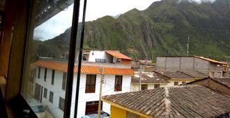Pirwa Ollantaytambo Hostel - Ollantaytambo - Outdoor view