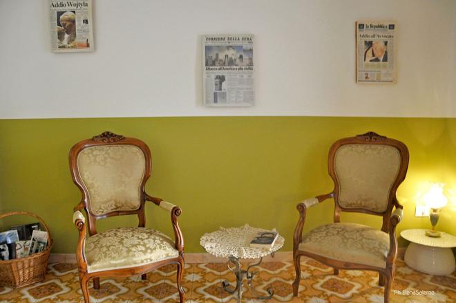 Agorà b&b - Trani - Living room