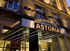 Danubius Hotel Astoria City Center - Budapest - Gebäude