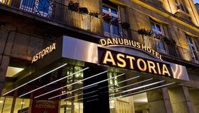 Danubius Hotel Astoria City Center - Budapest - Rakennus