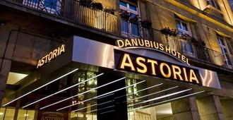 Danubius Hotel Astoria City Center - Budapest - Rakennus