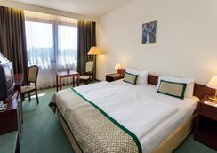 Hotel Hungaria City Center - Budapest - Makuuhuone