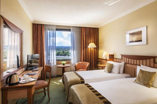 Danubius Hotel Helia - Budapest - Bedroom