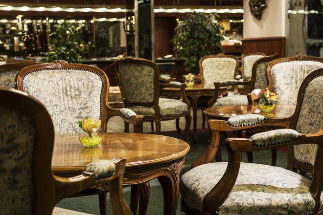 匈牙利市中心酒店 - 布達佩斯 - 布達佩斯 - 大廳