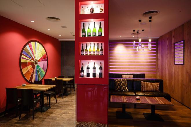 厄茲貝特城市中心酒店 - 布達佩斯 - 布達佩斯 - 酒吧