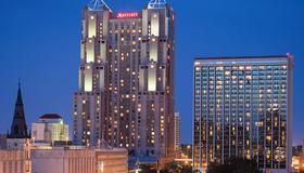 San Antonio Marriott Rivercenter - San Antonio - Building