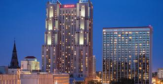 San Antonio Marriott Rivercenter - San Antonio - Gebäude