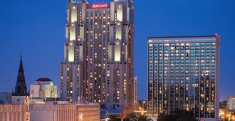 San Antonio Marriott Rivercenter - San Antonio - Rakennus