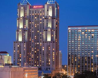 聖安東尼奧河心購物中心萬豪酒店 - 聖安東尼奥 - 聖安東尼奧 - 建築