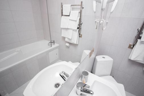 Le Diaghilev Boutique Hotel - Saint Petersburg - Bathroom