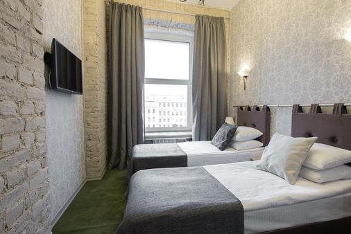 Le Diaghilev Boutique Hotel - Saint Petersburg - Bedroom