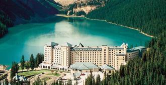 Fairmont Chateau Lake Louise - Lake Louise - Edificio