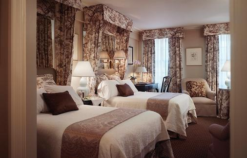 The Eliot Hotel - Boston - Makuuhuone