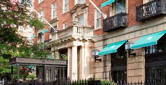 The Eliot Hotel - Boston - Edifício