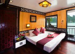 Swan Cruises Halong - Ha Long - Makuuhuone