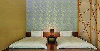 星のや京都 - 京都市 - 寝室