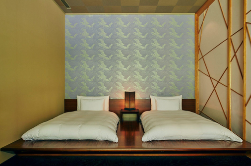 Hoshinoya Kyoto - Kyoto - Bedroom