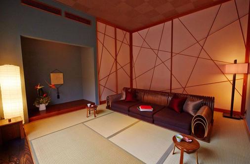 Hoshinoya Kyoto - Kyoto - Living room